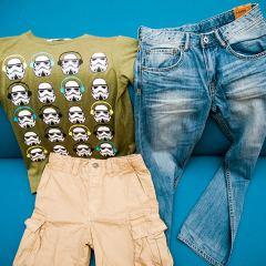 Looks para Niños de H&M Kids Primavera 2014