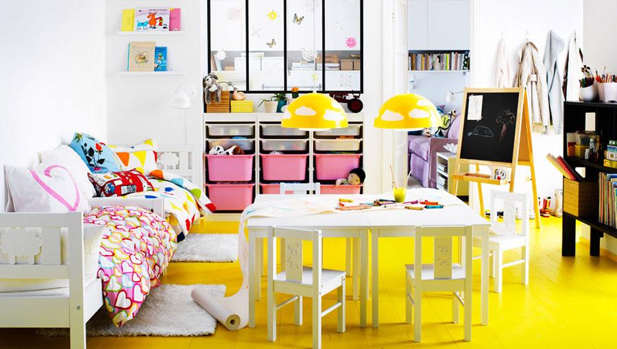 7 Habitaciones Ideales para niños de Ikea - Pintando una mamá ...