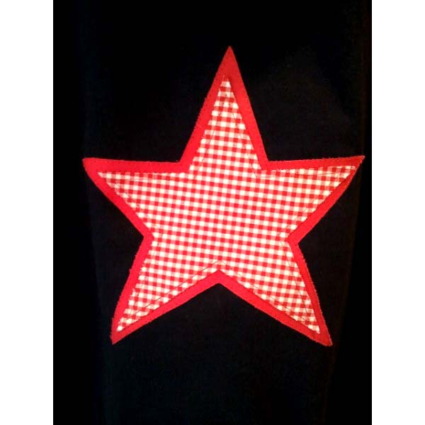 Sudadera-azul-marino-estrella-Candelas_Closet_PintandoUnaMama