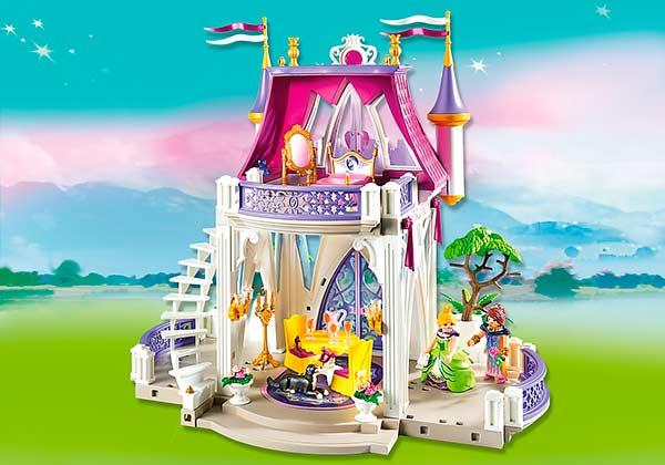 Playmobil_Princess_PintandoUnaMama