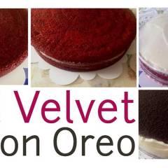 Red Velvet Oreo: Nueva Versión