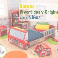 Camas Divertidas y Originales para Niños