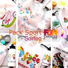 Sorteo Especial Pack Sport de FunChoices