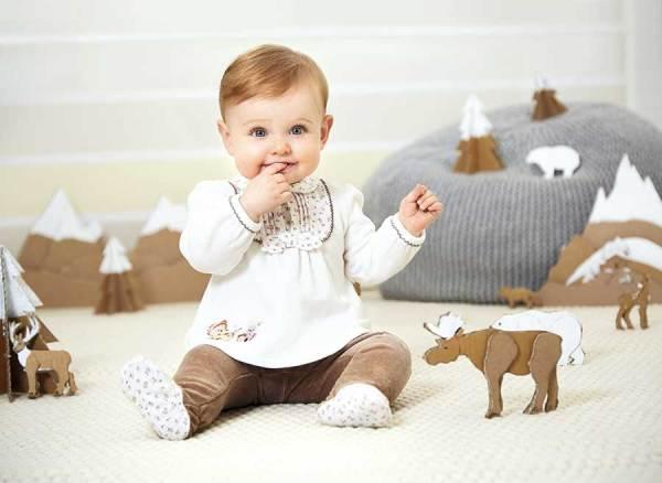 276427543 Colección Newborn de Prénatal: Moda Infantil para Bebés y Niños ...
