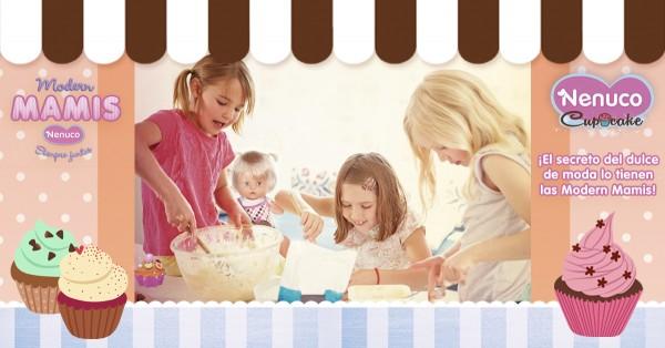 Imagen Modern Mamis Cupcake