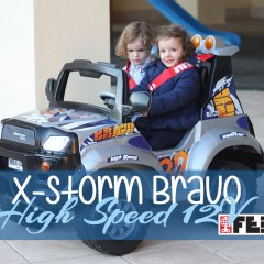 Probamos el X Storm Bravo High Speed 12V