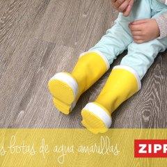 Las Botas de Agua Amarillas de Zippy