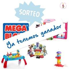 Ganador Sorteo con Mega Bloks