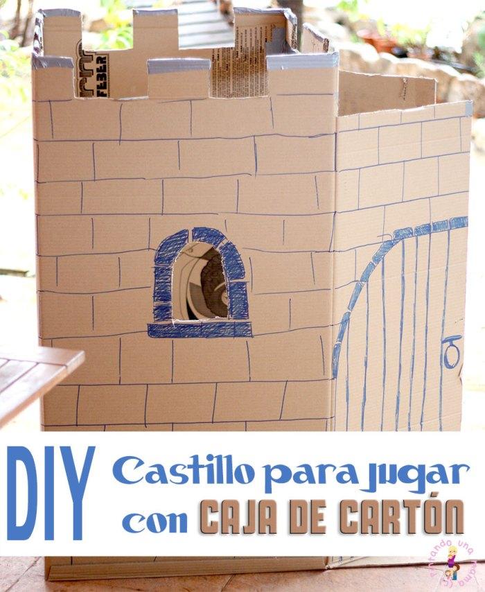 castillo-caja-carton
