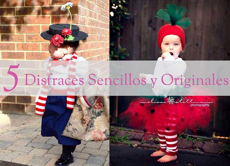 5 disfraces sencillos y originales pintando una mam - Disfraces sencillos de hacer ...