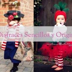 5 Disfraces Sencillos y Originales