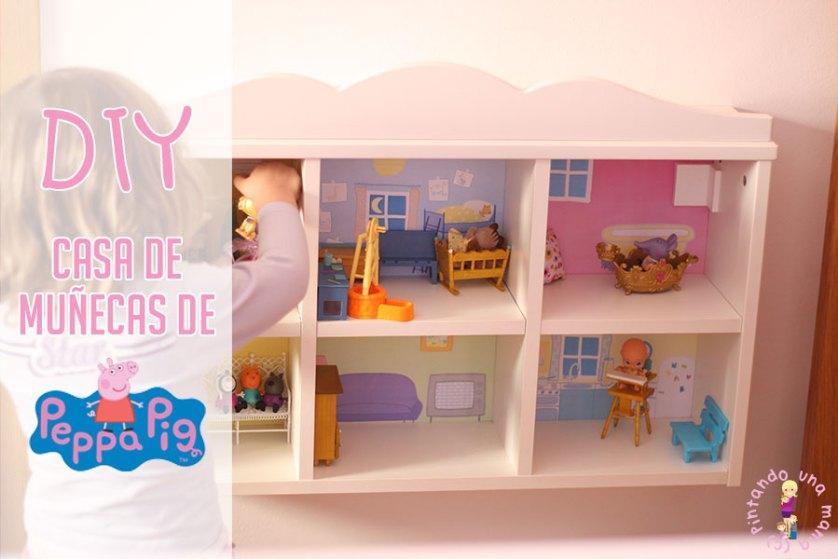 Casa de Muñecas de Peppa Pig