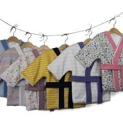 Mituqui Homewear: Quimonos para bebés y niños