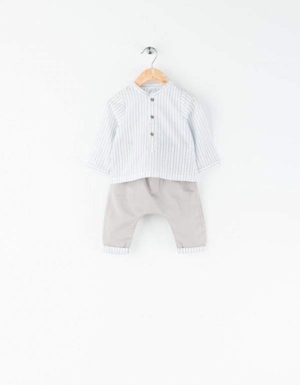 conjunto-camisa-pantalon-bebe-zippy