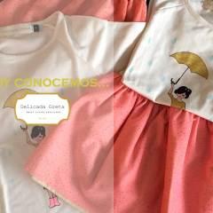 Delicada Greta moda para madres y niñas