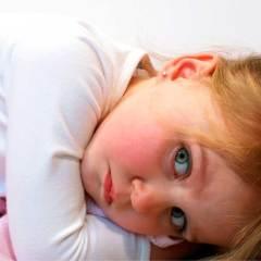 Lombrices en los niños