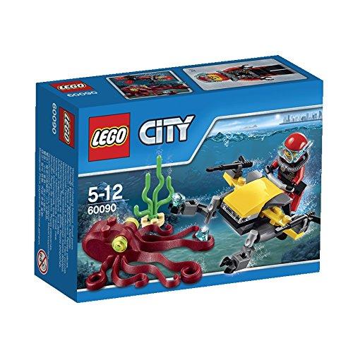 LEGO Mundo Submarino