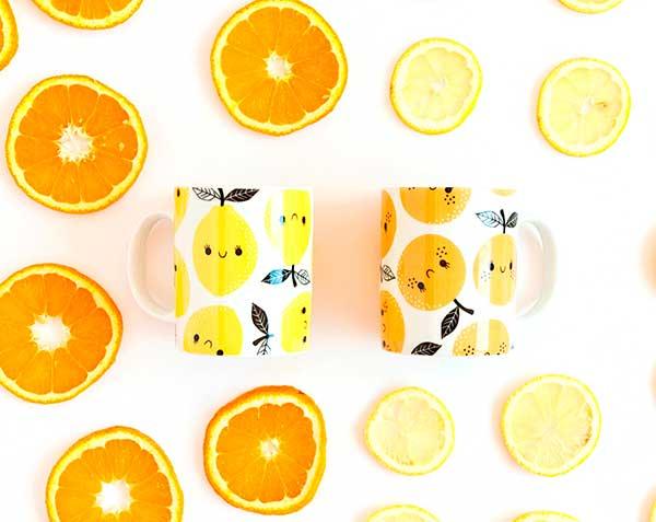 Tazas_regalar_Naranja_Limon