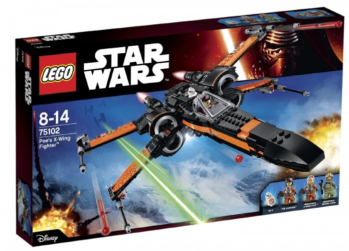 LEGO-X-Wing-Fighter