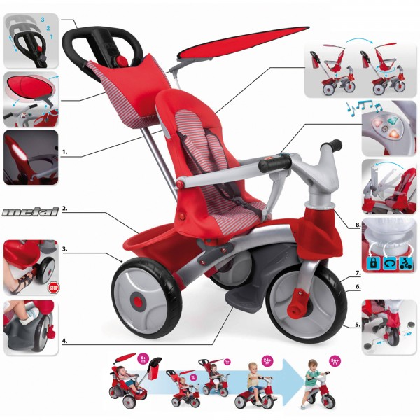 baby-trike-easy-evolution-feber