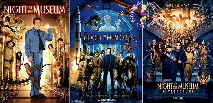 noche-en-el-museo-trilogia