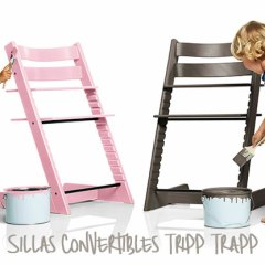 Silla Convertible Tripp Trapp de Stokke