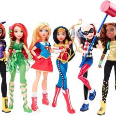 Muñecas Superheroínas DC Super Hero Girls de Mattel