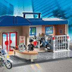 Nuevos Sets Policía de Playmobil