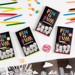 PinTaPum Minibox de pinturas para colorear y llevar a cualquier parte