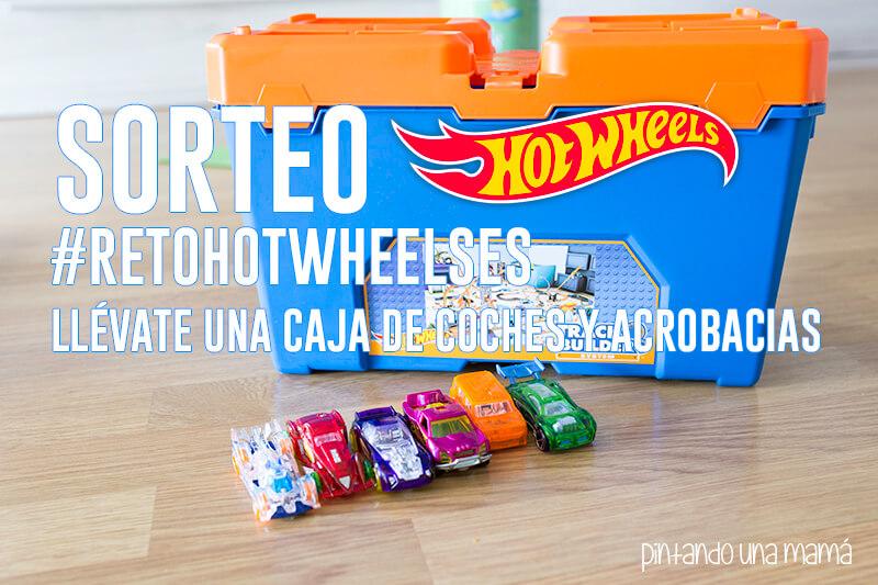 reto hot wheels