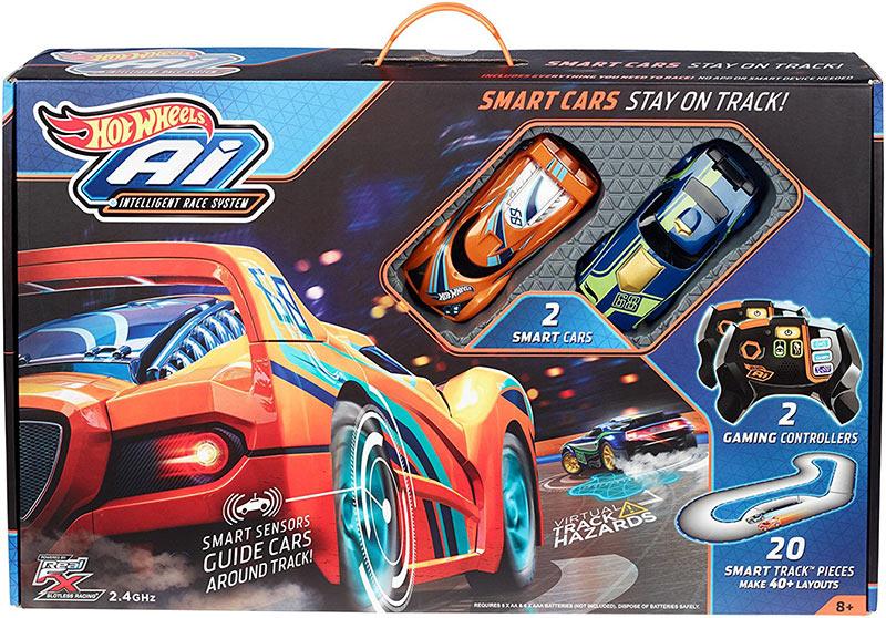 Hot Wheels - Circuito de carreras I.A.