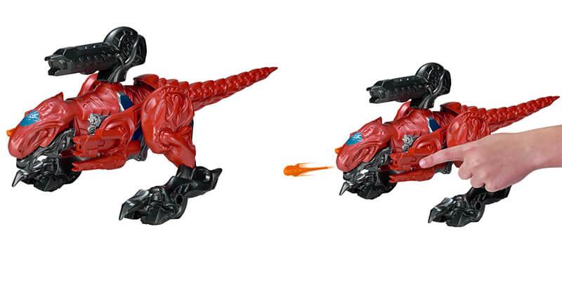DX Zord Power Rangers