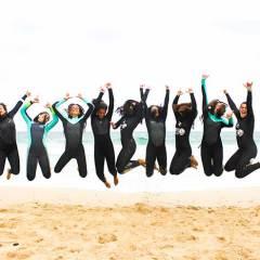 Campamentos de Surf para niños y jóvenes ArtSurfCamp