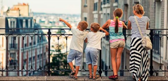 8 Planes Para Hacer con Niños en Vacaciones