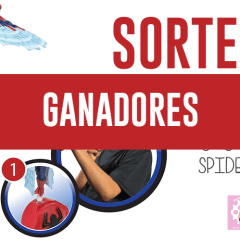 Ganadores Spiderman