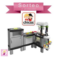 Cocina Pequeño Chef XXXL Smart de Chicos