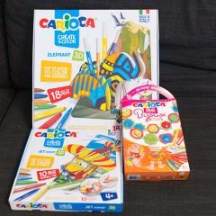 Juegos y Juguetes Didácticos de Carioca