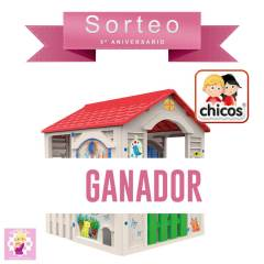 Casa de Jardín Chicos – GANADORA