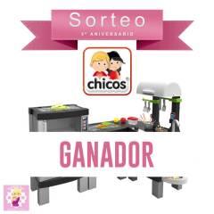 Cocina Chef XXXL Chicos – GANADORA