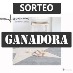 Sorteo Alfombras Lorena Canals