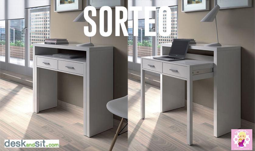 mesa escritorio sorteo