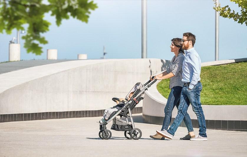 LOOPi, la Silla de Paseo para Todo Tipo de Familias