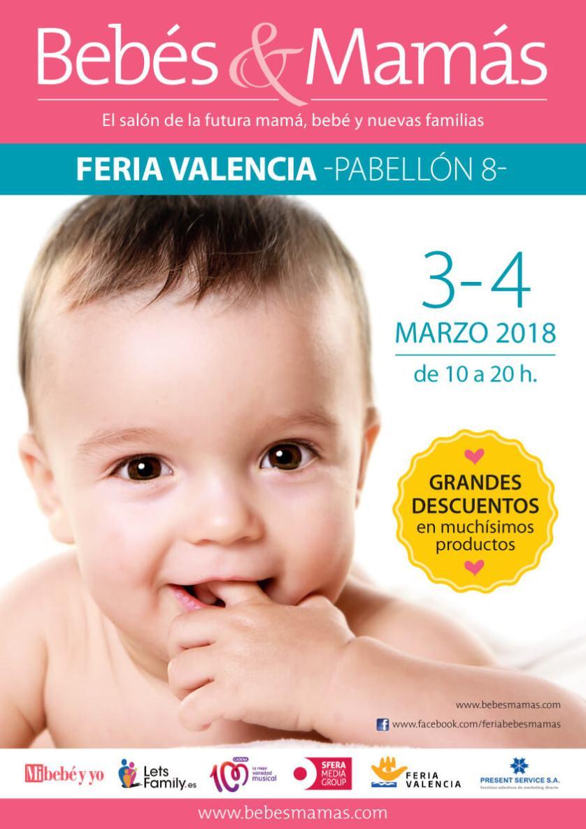 Feria Bebés&Mamásen Valencia 2018