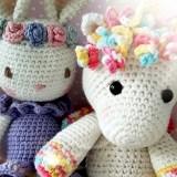 Unicornios y Muñecos Personalizados con Encanto