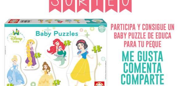 12 Puzzles para Bebés de Educa