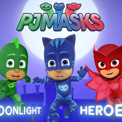 App PJ Masks: Moonlight Heroes para Tablet y Móvil