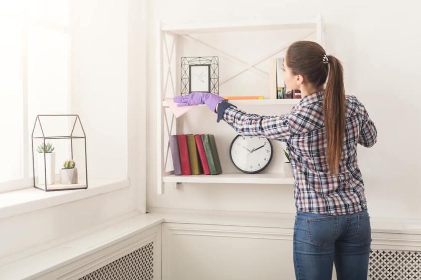 simplificar la limpieza