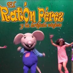 El Ratón Pérez y la Brújula Viajera