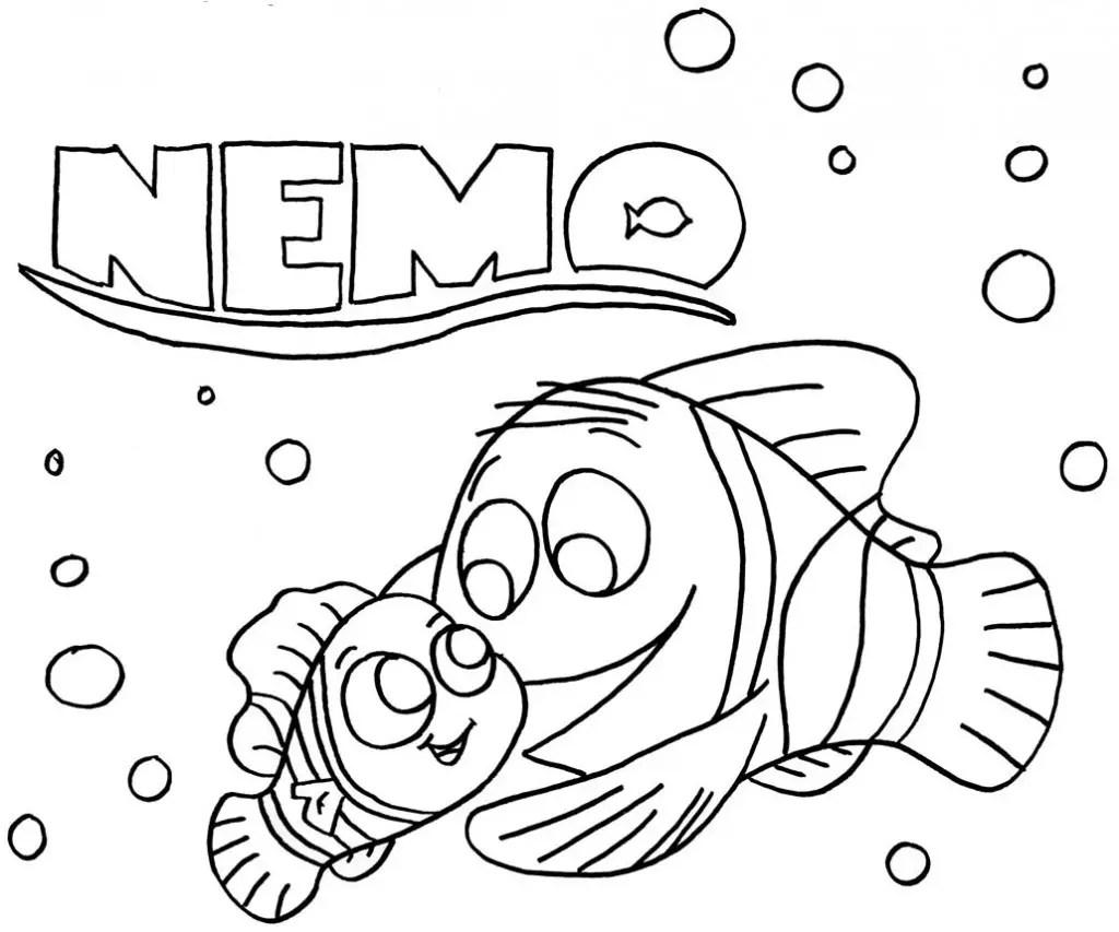 Worksheet For Finding Nemo
