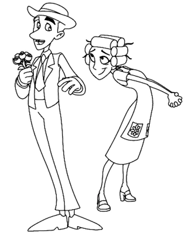 Chavo Del Ocho Coloring Pages – homeicon.info